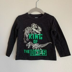 4 for $15 | Toddler Boy Long Sleeve | 18 MO